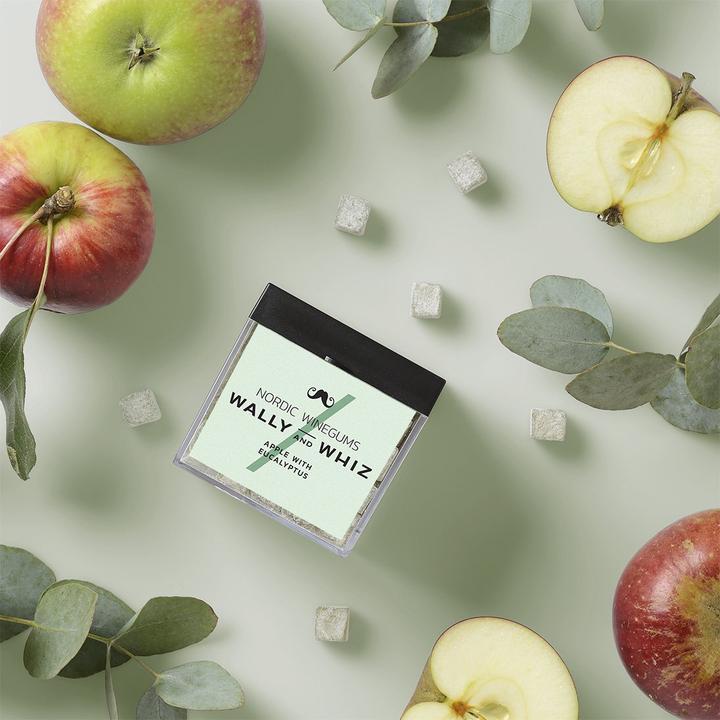 Eukalyptus mit Apfel