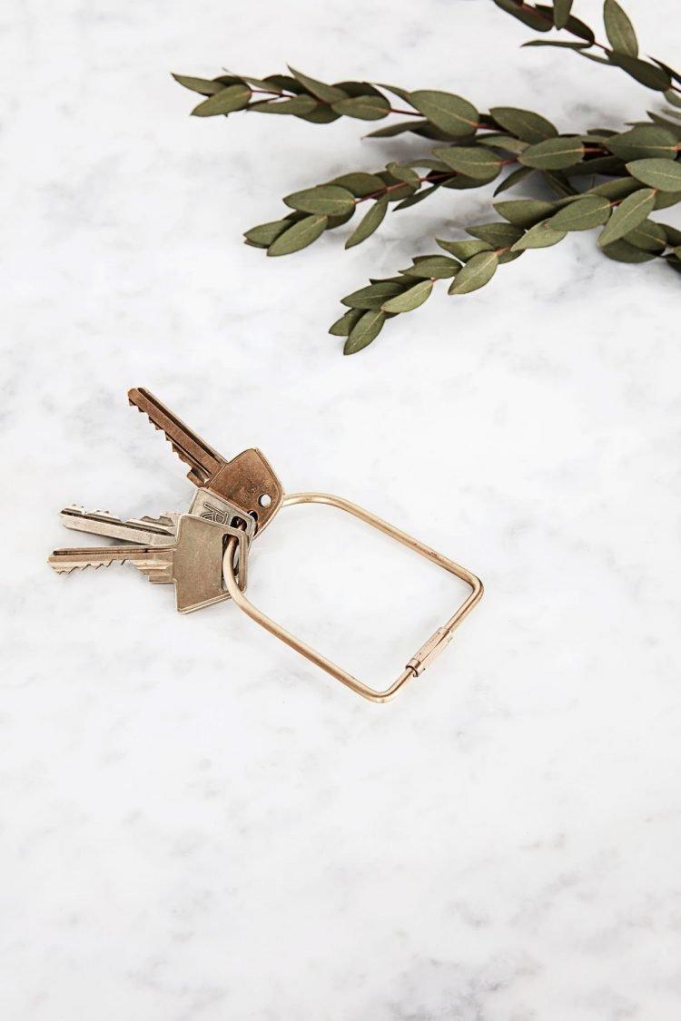 Schlüsselanhänger, Port