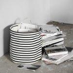 Korb Wäsche - Stripes