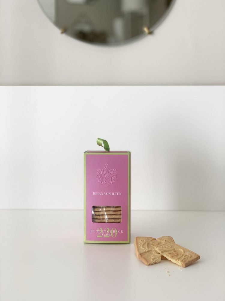 Buttergebäck, Vanille