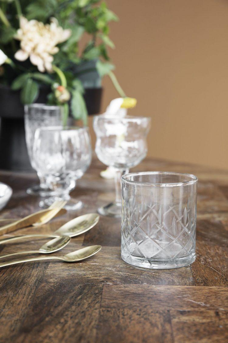Longdrink Glas - Vintage