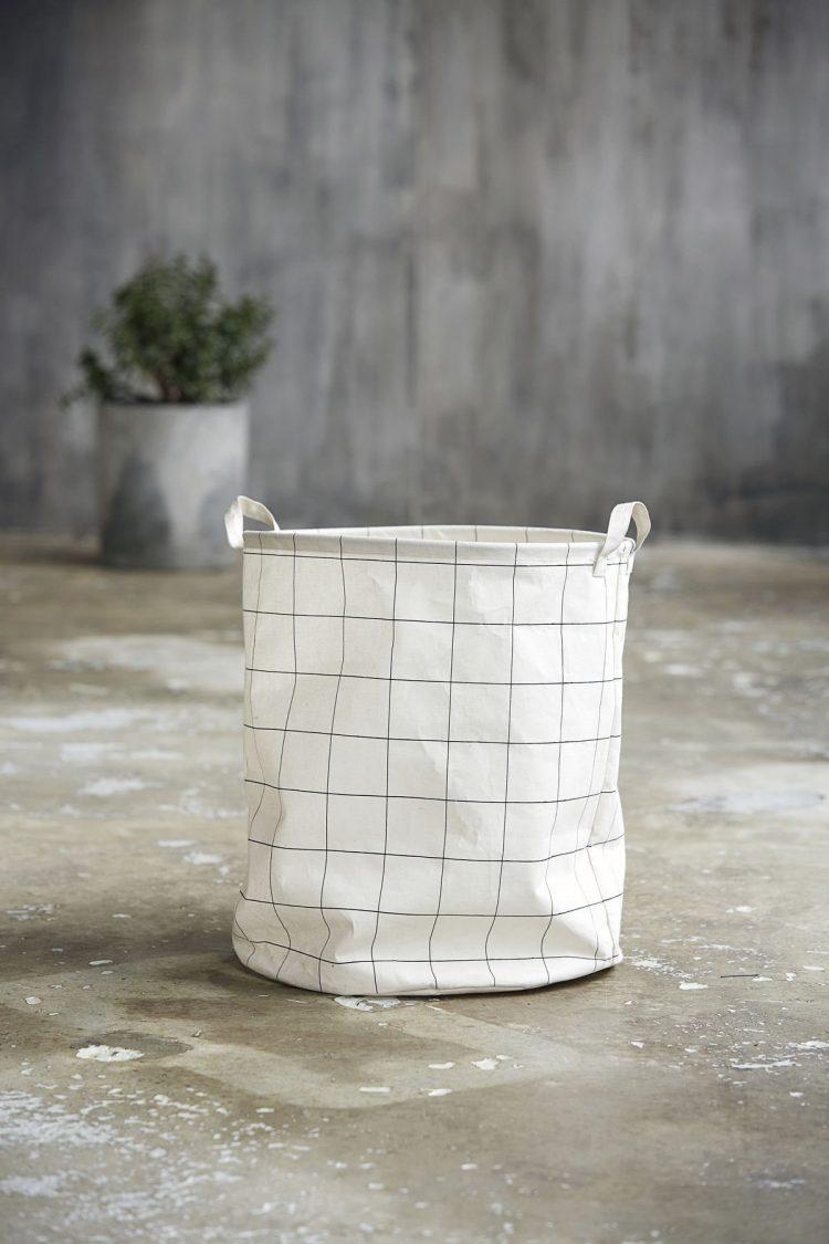 Wäschekorb , Squares