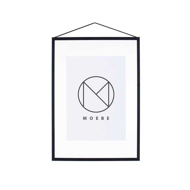 Moebe Rahmen, Schwarz