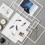 Moebe Rahmen, Weiß