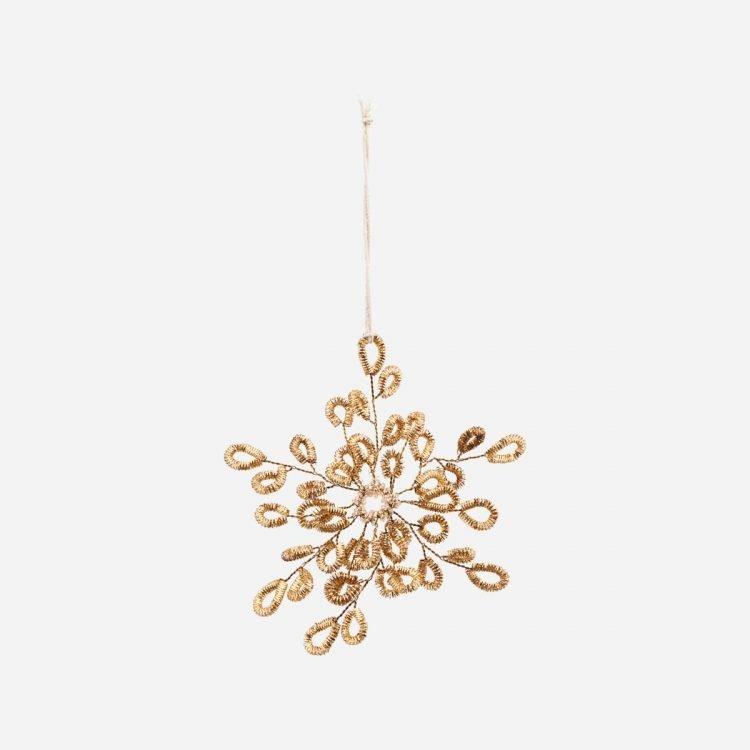 Ornament Plenty, Gold
