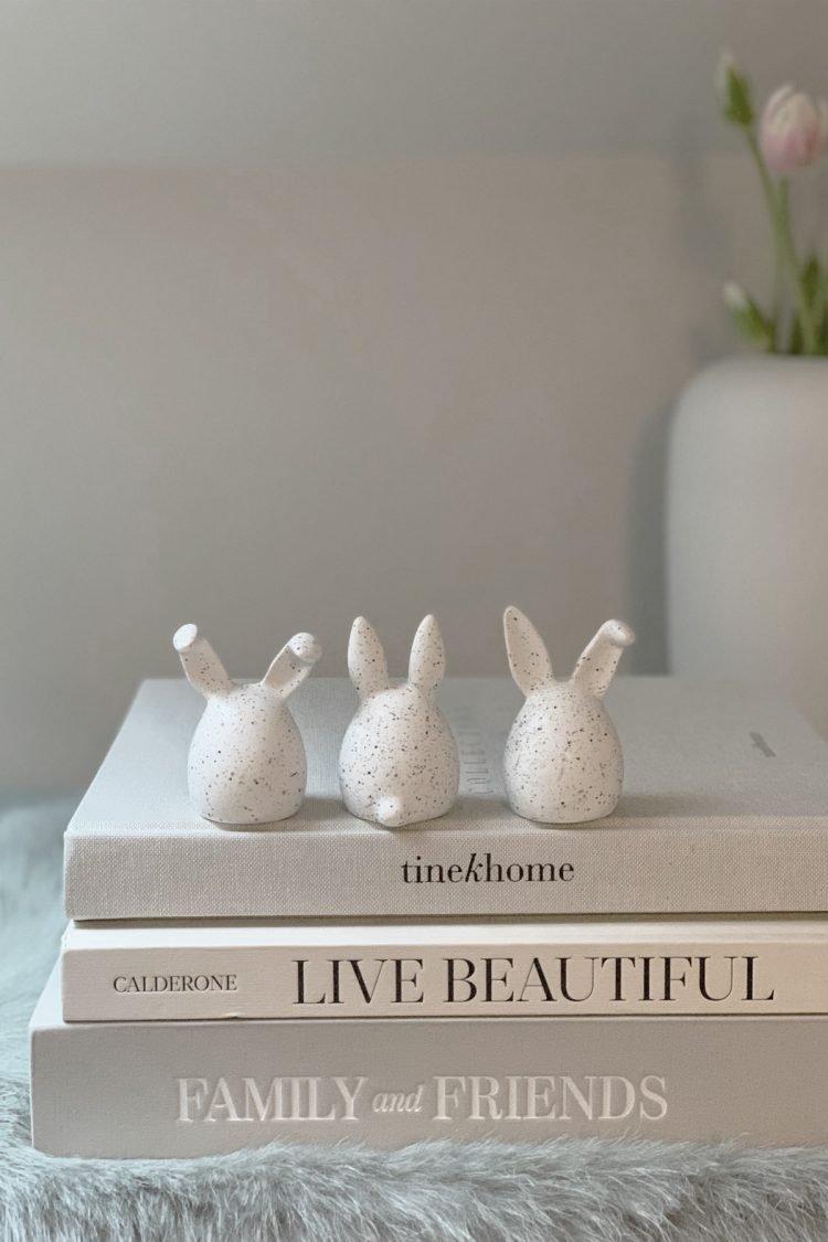 Triplets rabbits