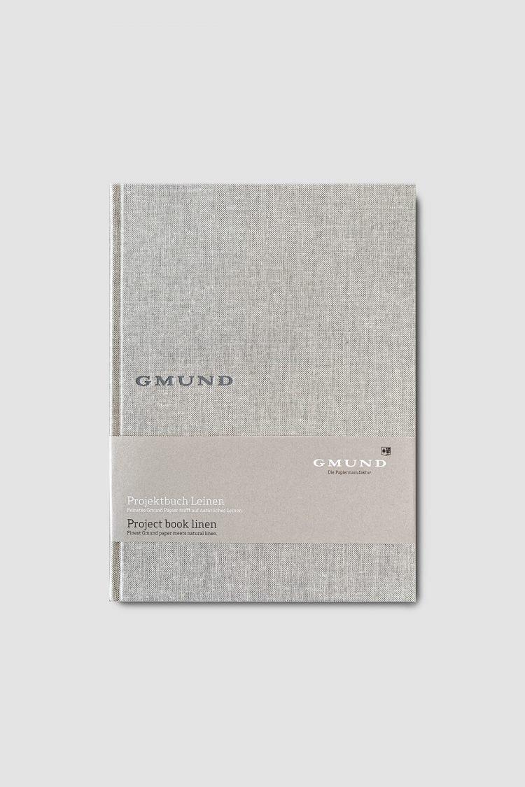 Projektbuch Leinen, Shade