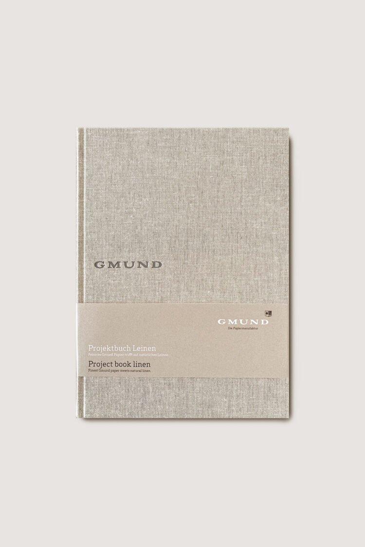 Projektbuch Leinen, Pure