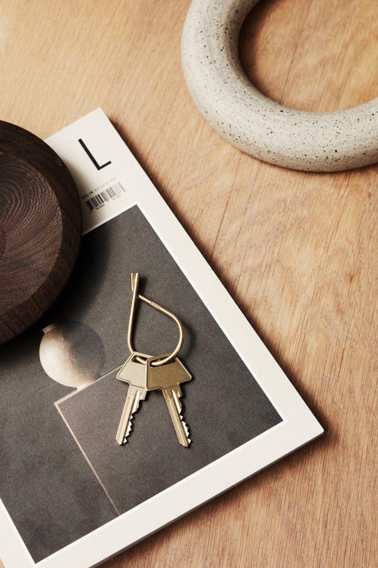 Schlüsselring, Moebe