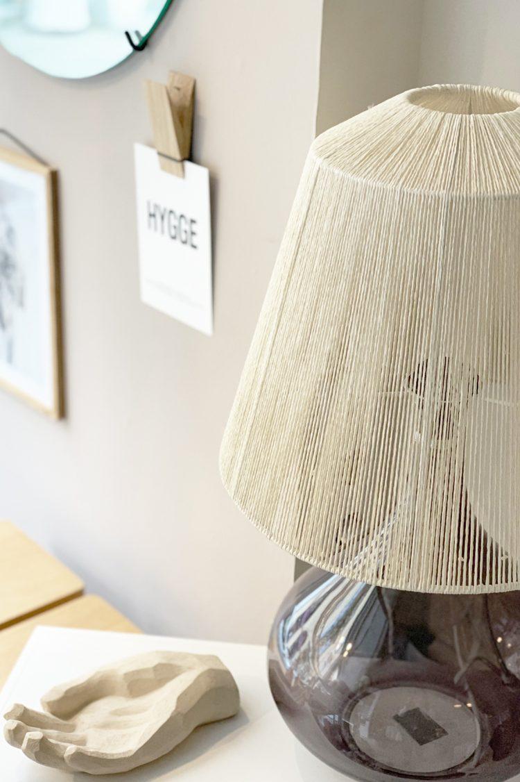 Tischlampe Yarn