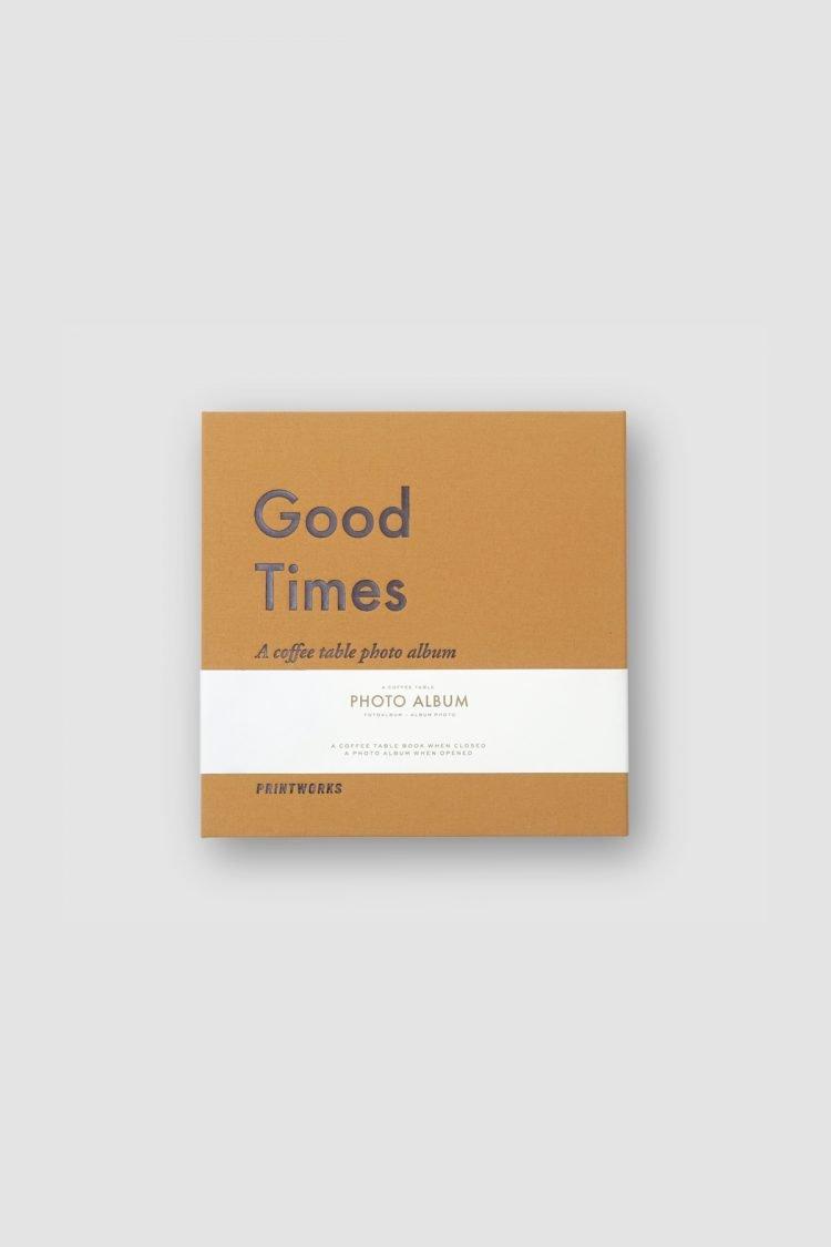 Fotoalbum, Good Times