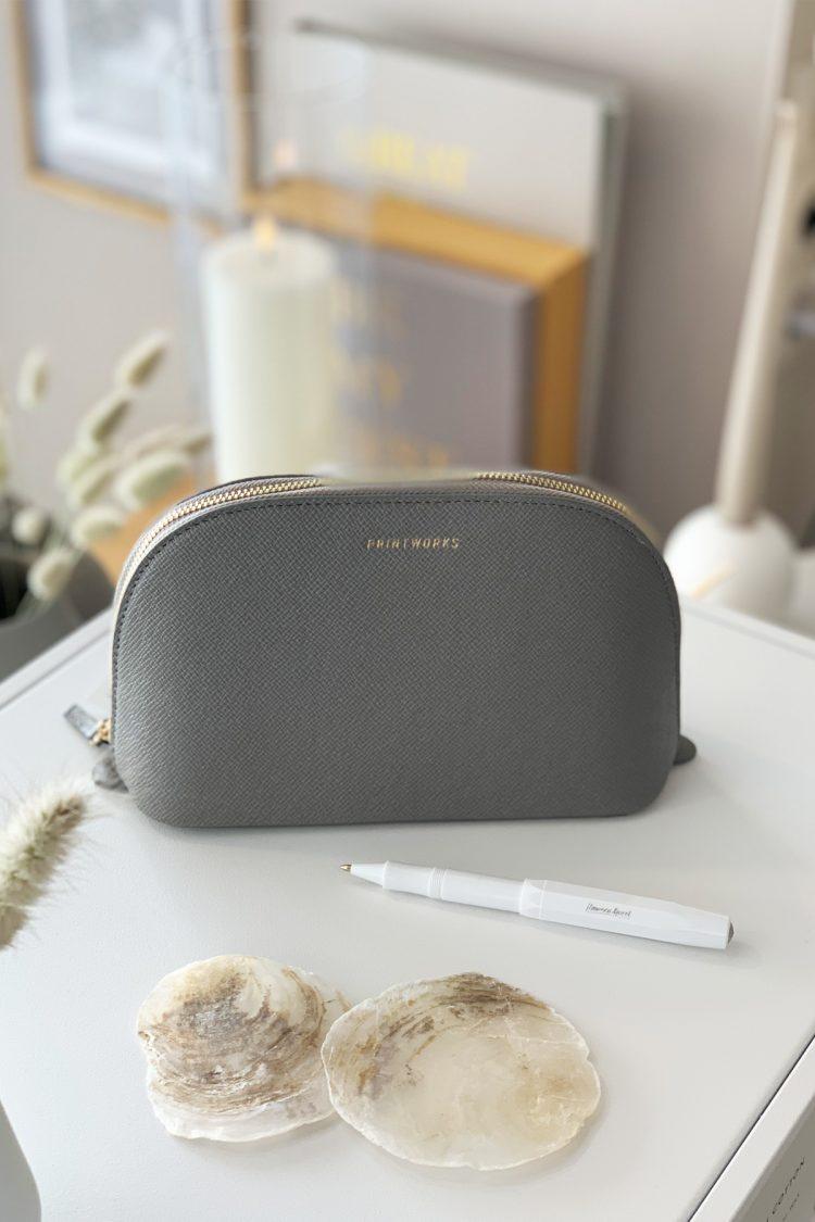 Makeup Tasche, Dove Grey