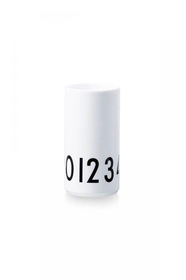 Vase, Design Letters