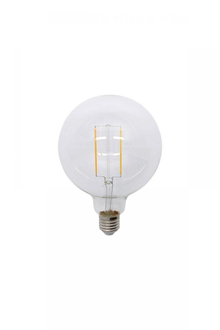 LED Glühbirne rund, E27
