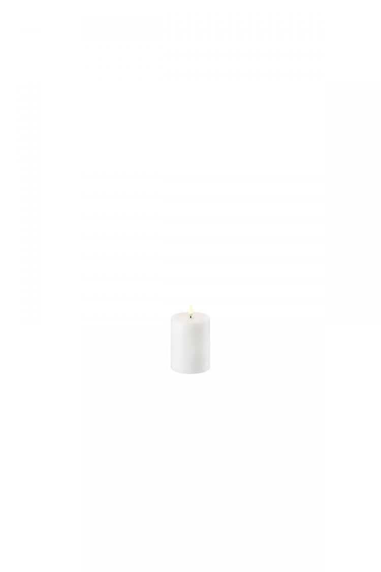 Stumpenkerze LED 5x7,5