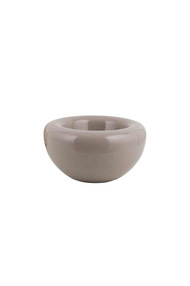 Opal Bowl, Beige