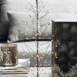 Weihnachtsbaum, Schwarz