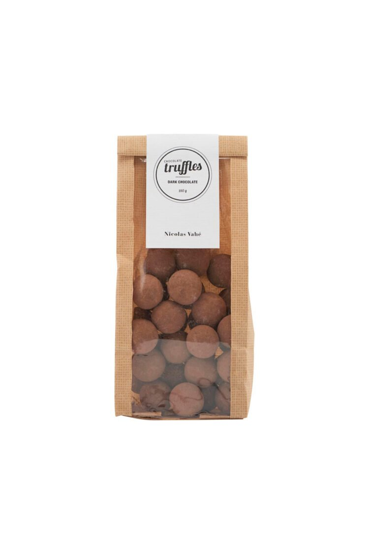 Trüffel, Bitterschokolade