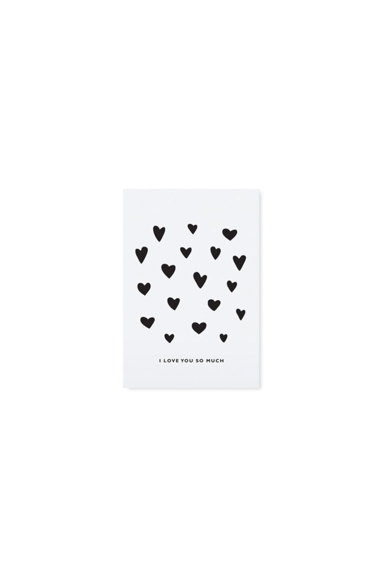 Postkarte, Little Heart
